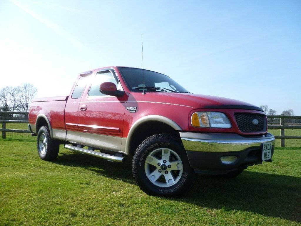 Reviews Of 2003 Ford F150 V8 4x4.html | Autos Weblog