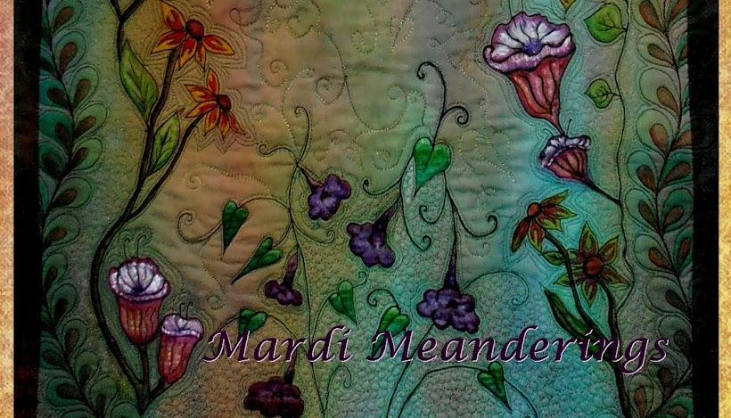 MARDI MEANDERINGS