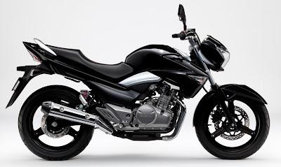 Suzuki Inazuma 250 Black
