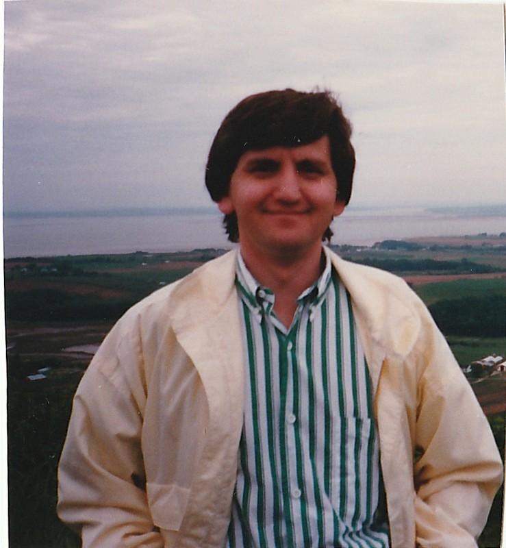 Myself in1988
