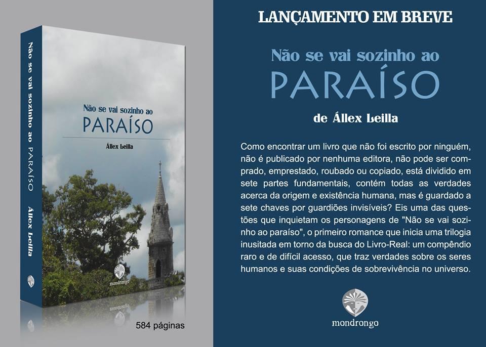 Não se vai sozinho ao paraíso (romance)