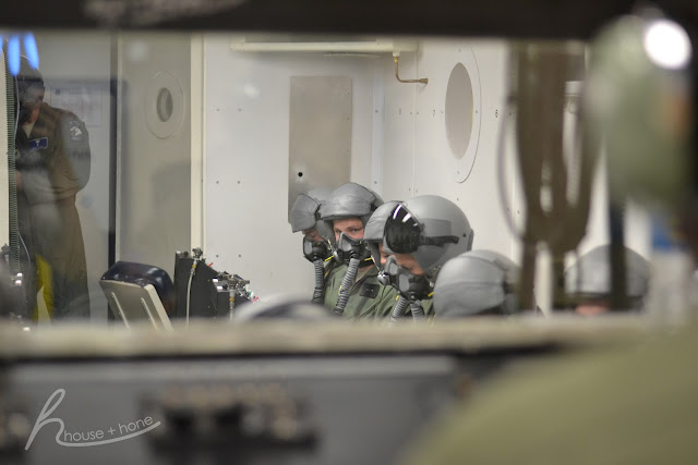 Vance Air Force Base, Vance AFB, Altitude Chamber