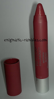 Review-swatch-Revlon-Colorburst-Matte-Balm-Sultry-225