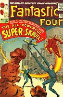 Fantastic Four #18 cover pic