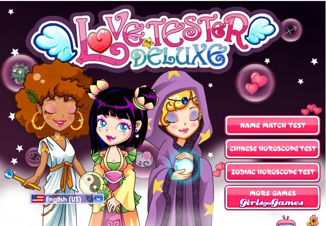 Game Online Love Tester Deluxe Terbaru Gratis