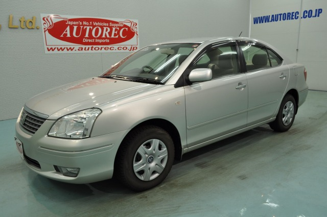 2002 Toyota Premio 1800cc For Tanzania Vvt I Model Japanese Vehicles To The World