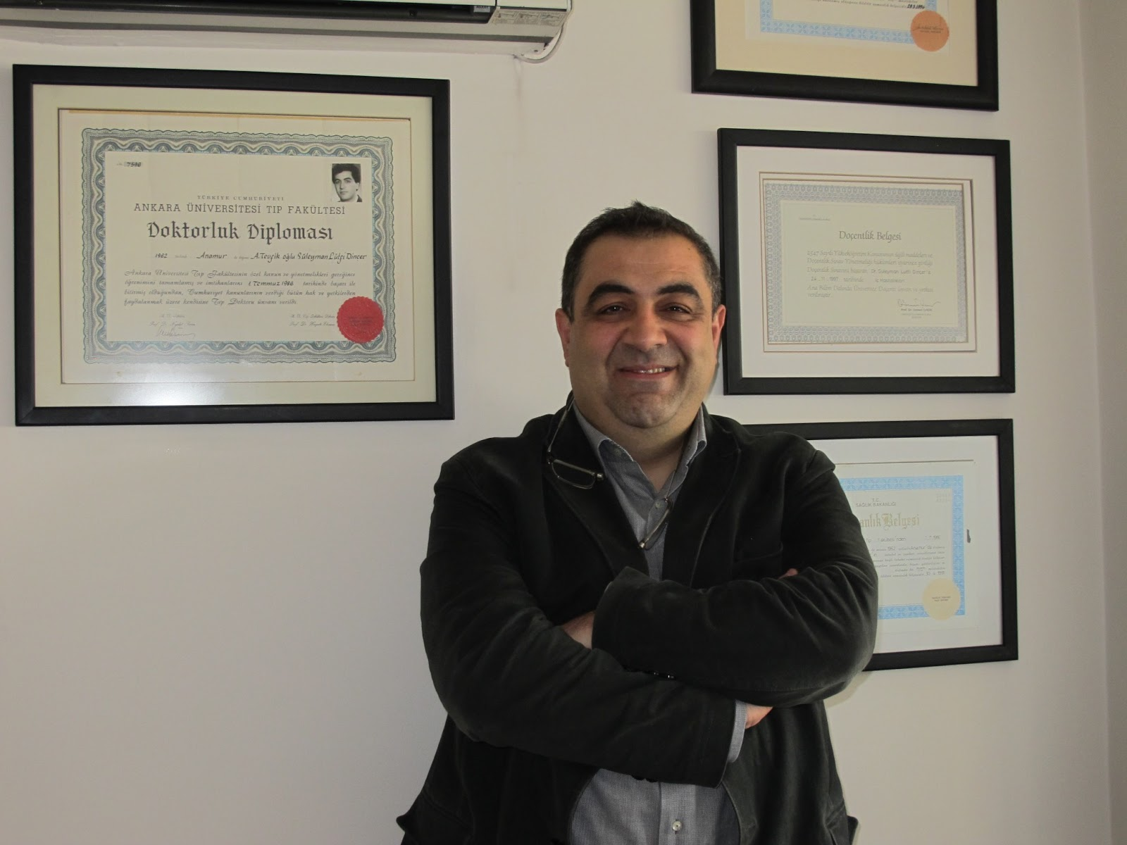 PROF. DR. DİNÇER KEMİK İLİĞİ NAKLİNİ ANLATTI