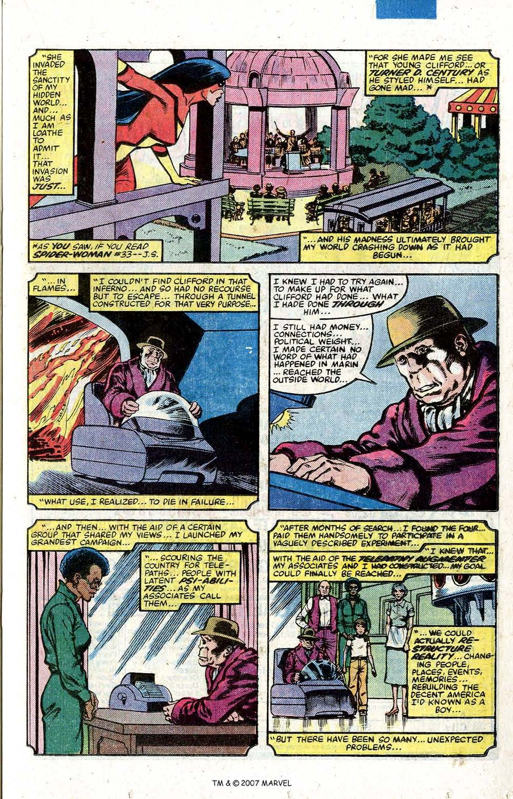 Captain America (1968) Issue #264 #179 - English 23