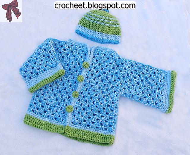 Knit Pattern Hexagon Sweater : beside crochet: ????? ?????? ?? ?????? ??????