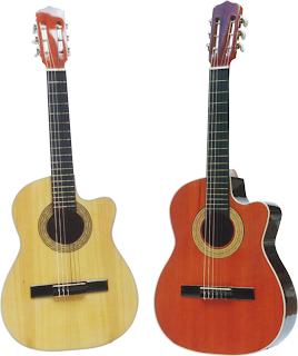 imagen de guitarras acusticas