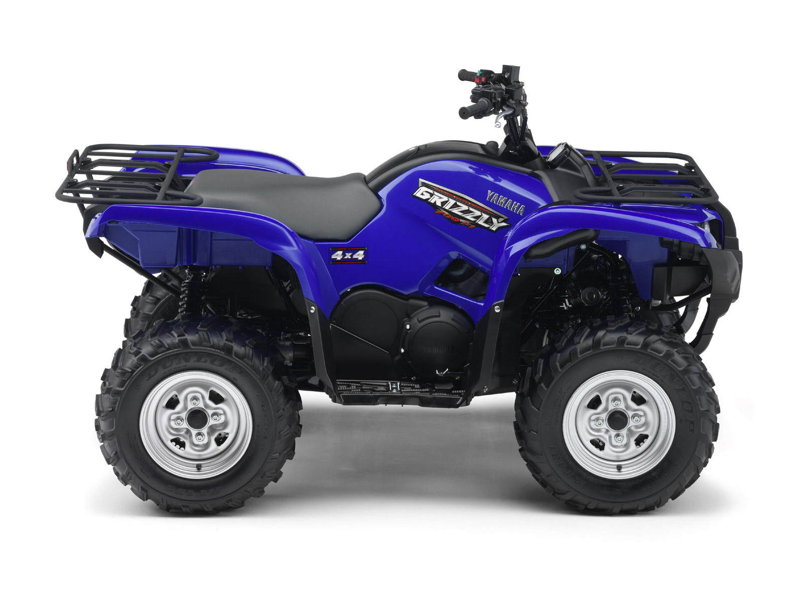 2009 yamaha grizzly 700 fi eps atv wallpapers specs for Yamaha grizzly atv