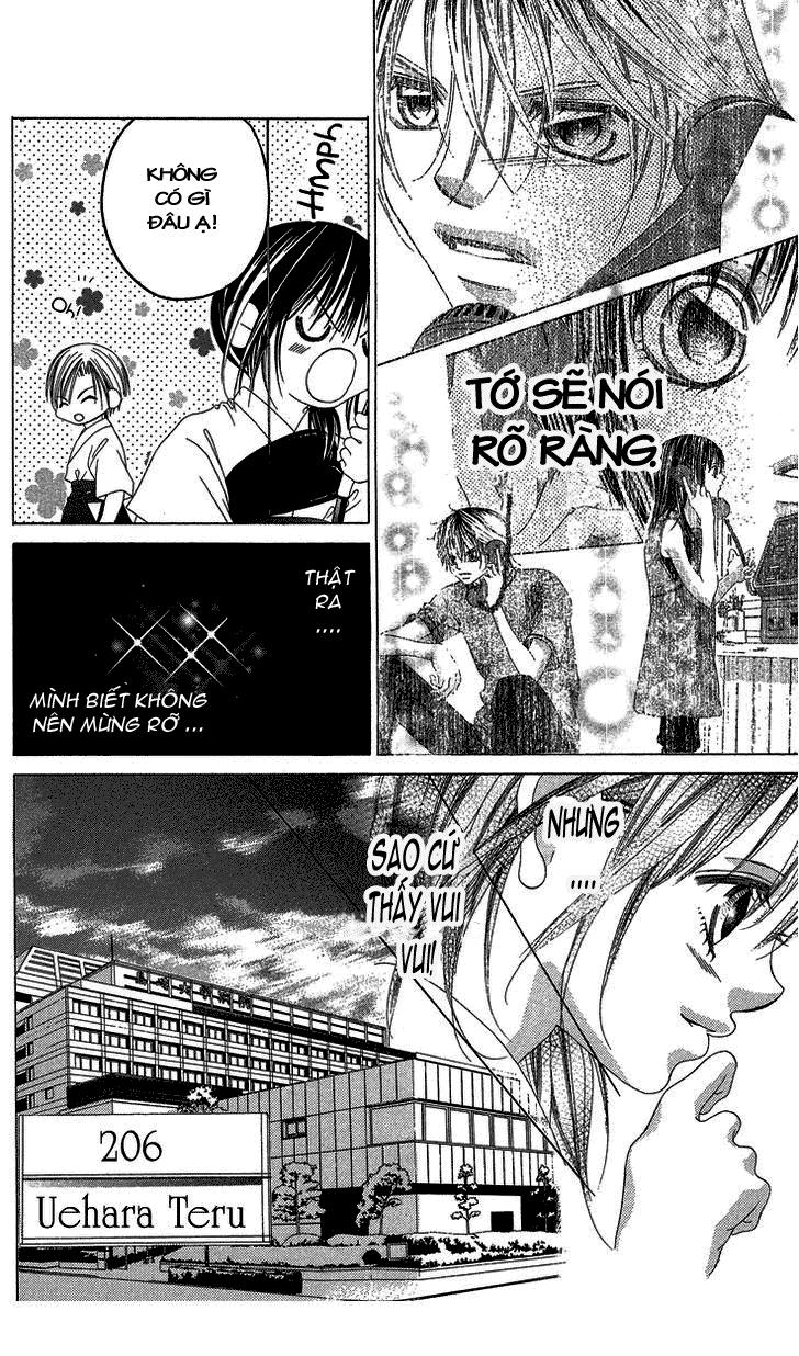 Boku no Hatsukoi wo Kimi ni Sasagu: Chapter 18