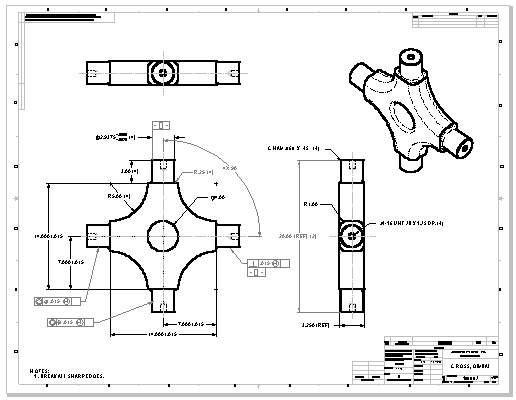 Autocad 3D mechanical drawing exercises  YouTube