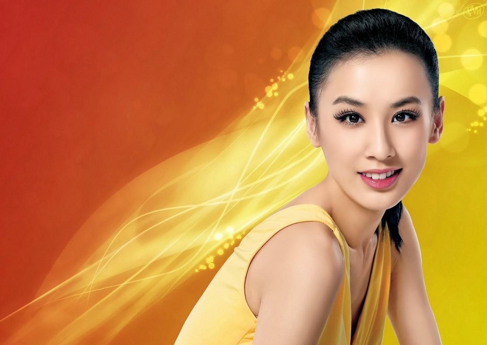Eva Huang Wallpaper