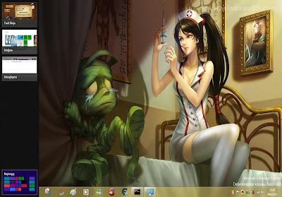 Windows 8 Oyun Teması