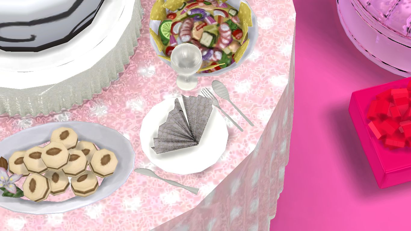 Baby Shower Sims 4 ~ Sims cc download bundle of joy baby shower party items
