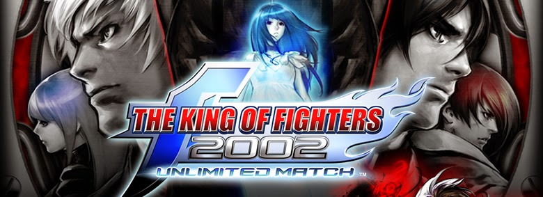 King of Fighters 2002 cover