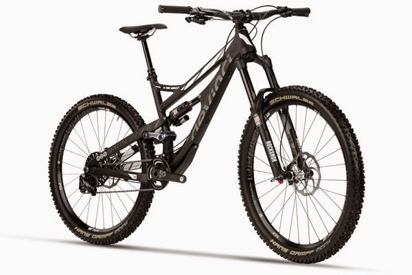 2015 Devinci Spartan Preview Alloy SX