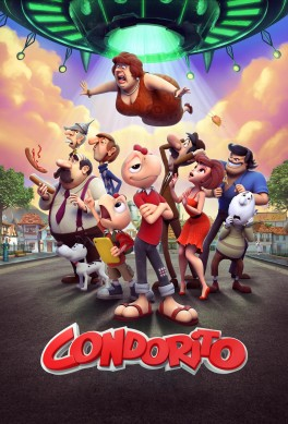 Condorito: O Filme Torrent -  WEB-DL 720p Dual Áudio