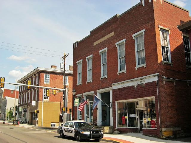 The Built Environment Resembles Some Of Small Towns In Central And Eastern Pennsylvania There Is A Good Collection Mid 19th Century Architecture