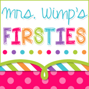 Mrs. Wimp's Firsties