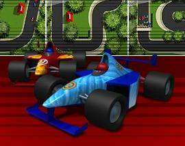 F1 Mini Yarış