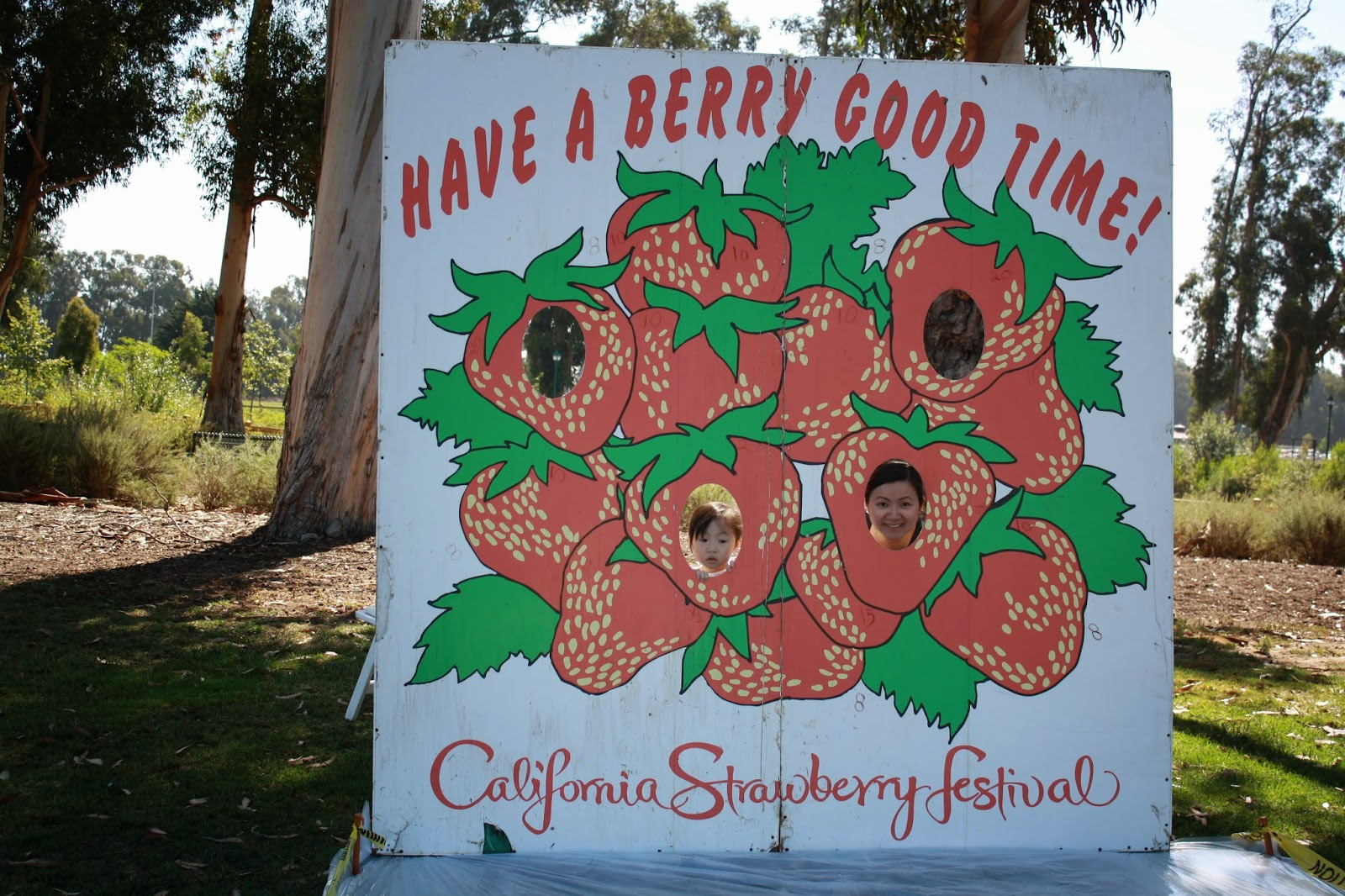 California strawberry festival discount coupons