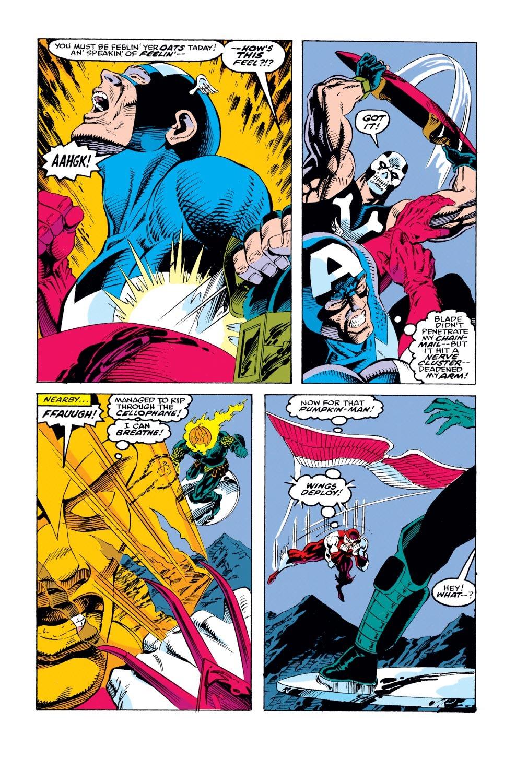 Captain America (1968) Issue #410 #359 - English 10