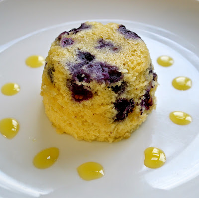 Lemon And Blueberry Drizzle Cake Mary Berry