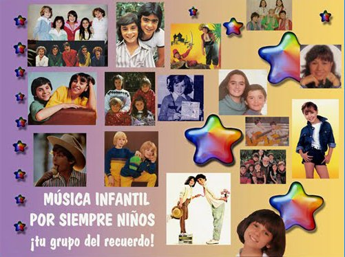 musica infantil - por siempre nios