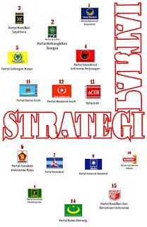 Strategi Partai Meraup Suara Rakyat di Pileg Pilpres Cara Indonesia bangkit