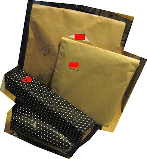 paketteja