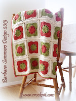 crochet patterns baby blanket girl boy pram cot