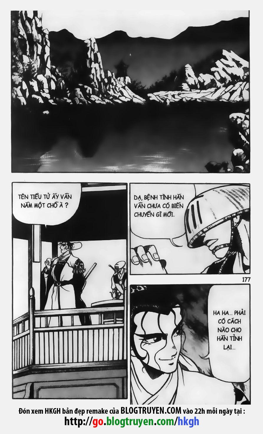Hiệp Khách Giang Hồ chap 47 page 34 - IZTruyenTranh.com