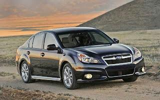 2013-Subaru-Legacy -Wallpaper