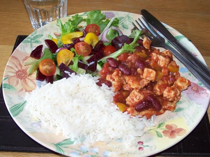 Slimming World Recipes: QUORN CHILLI