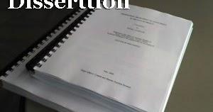 buy a dissertation