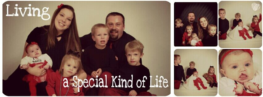 Living a special kind of life