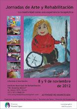 JORNADAS DE ARTE Y REHABILITACION 2012
