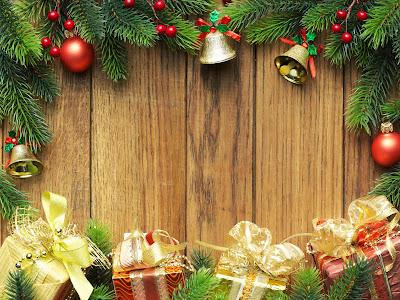 Postales navideñas para personalizar con nombre o mensaje