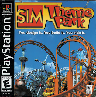 Download Game Sims Theme Park | Game PC