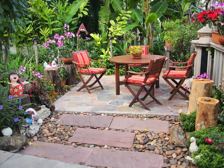 peninsula bangkok garden