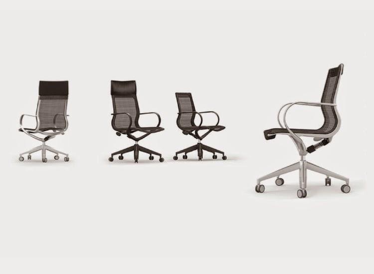 Cherryman iDesk Curva Chairs