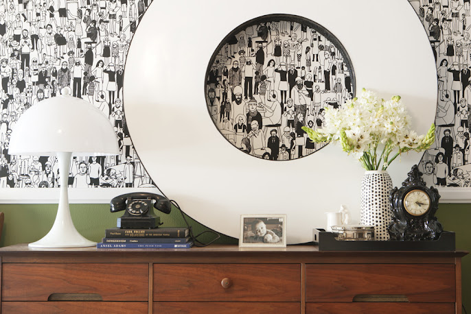 #1 Living Room Wallpaper Design Ideas
