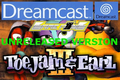 Juego ToeJam and Earl 3 para Dreamcast