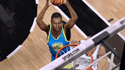 NBA 2K13 Harrison Barnes Face NBA2K Patch