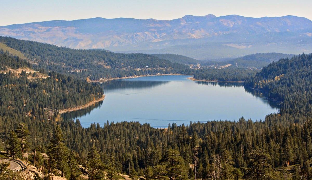 Donner Party Hike series this weekend on Donner Pass