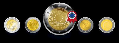 Έλληνας χαράκτης της ΤτΕ κερδίζει τον διαγωνισμό του επετειακού κέρματος της ΕΕ