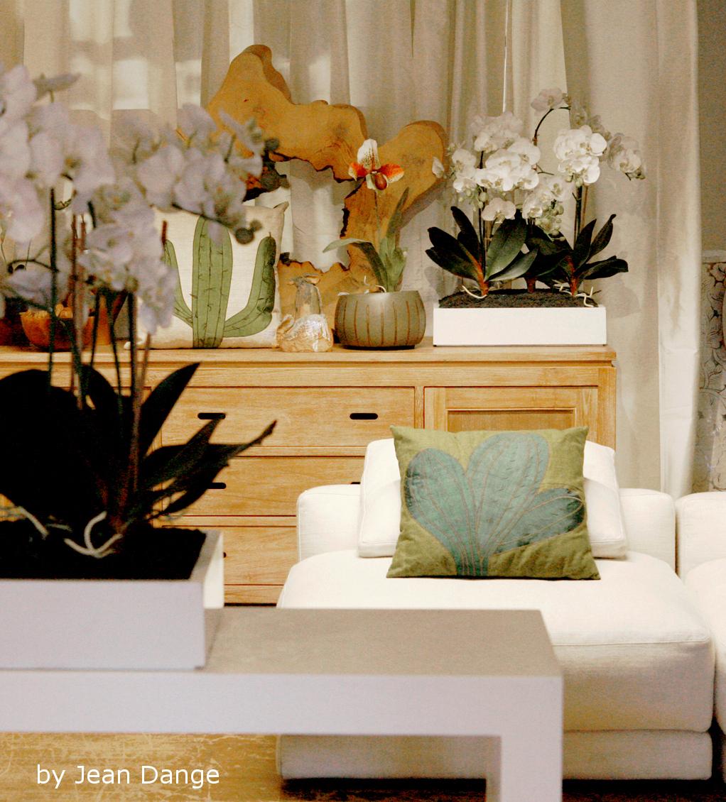 jean dange flowers cactus. Black Bedroom Furniture Sets. Home Design Ideas