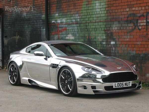 Aston Martin Modification Car Modification
